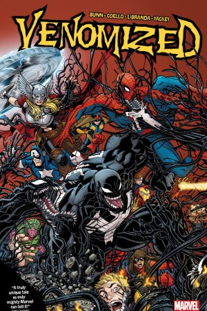 Venomized (Trade Paperback)