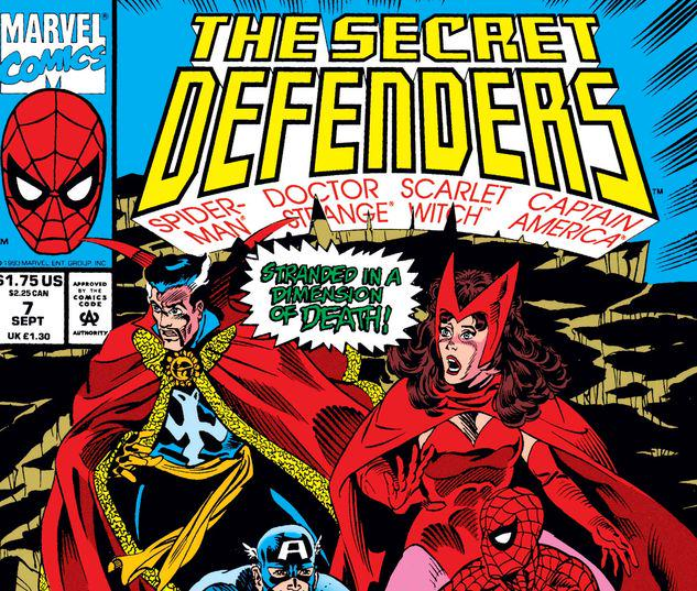 Secret Defenders #7