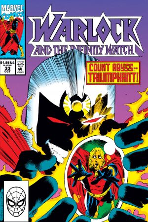 Warlock and the Infinity Watch #33