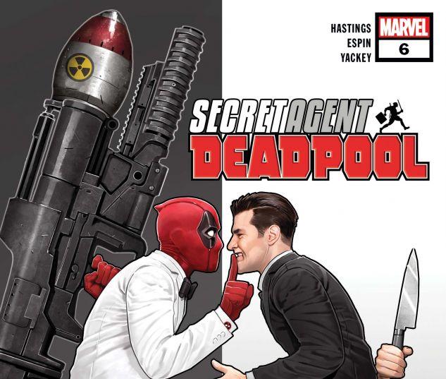 Deadpool: CMX Digital Comic (2018) #6