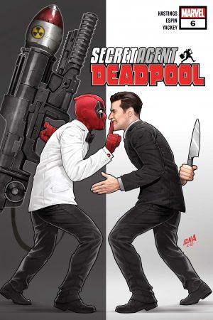 Deadpool: Secret Agent Deadpool #6