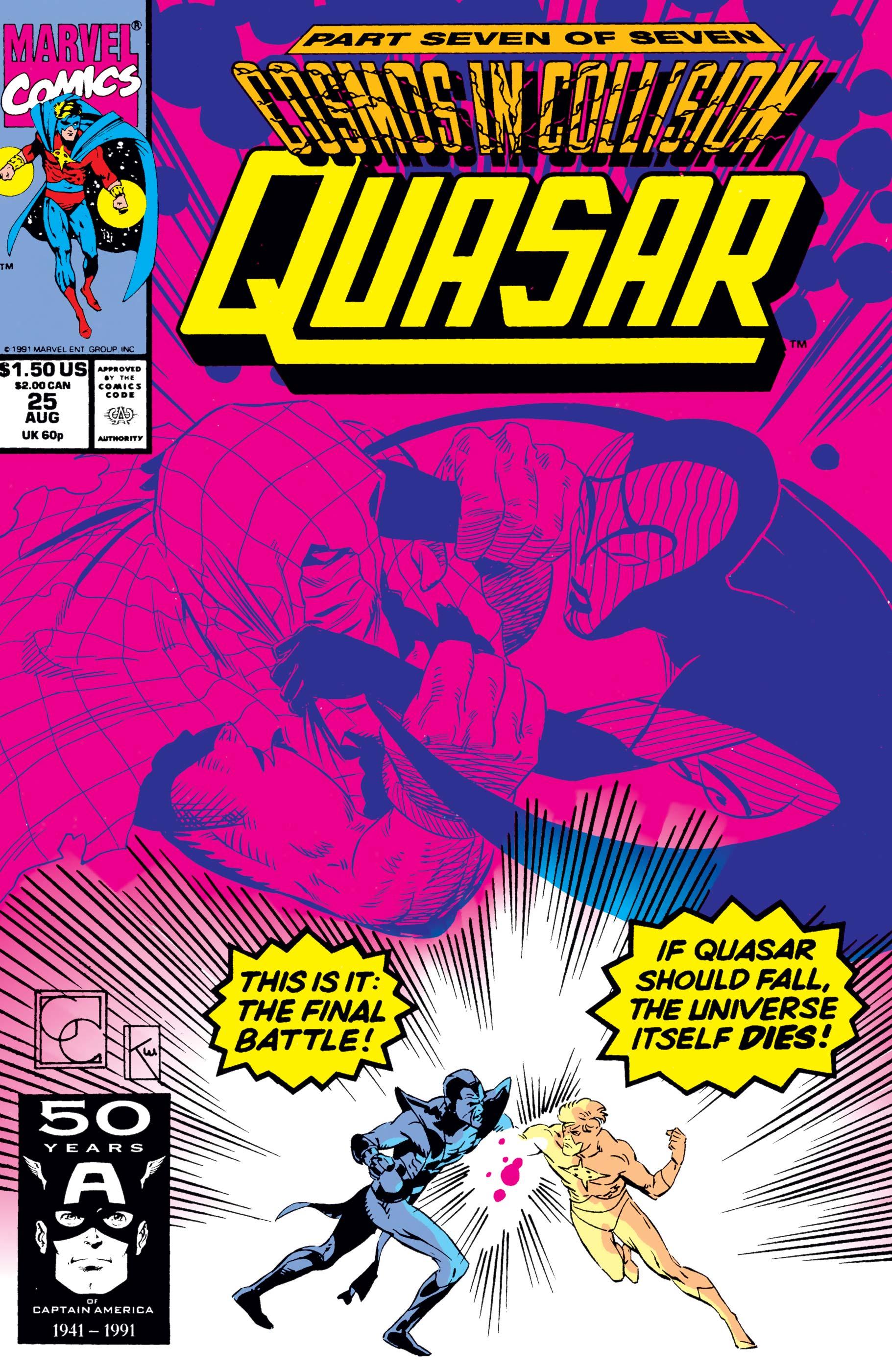 Quasar (1989) #25
