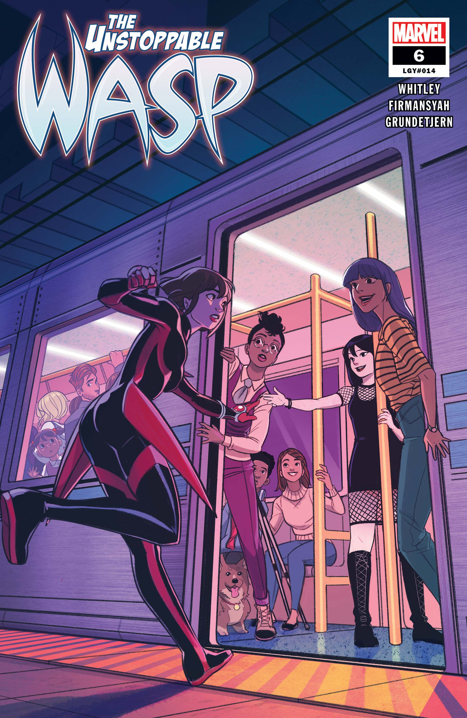 The Unstoppable Wasp (2018) #6 | Comic Issues | Marvel