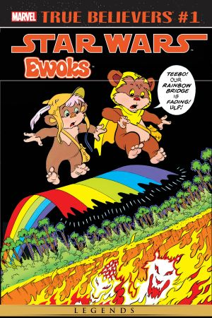 True Believers: Star Wars - Ewoks #1
