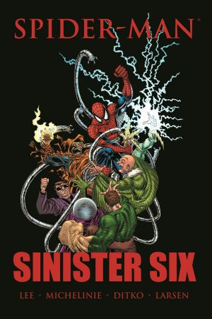 Spider-Man: Sinister Six  (Trade Paperback)