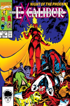 Excalibur (1988) #29