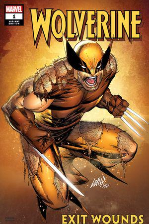 Wolverine: Exit Wounds (2019) #1 (Variant)