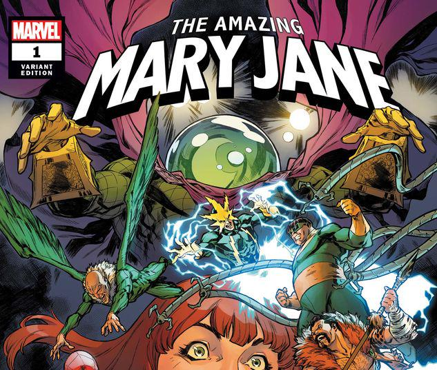 Amazing Mary Jane #1
