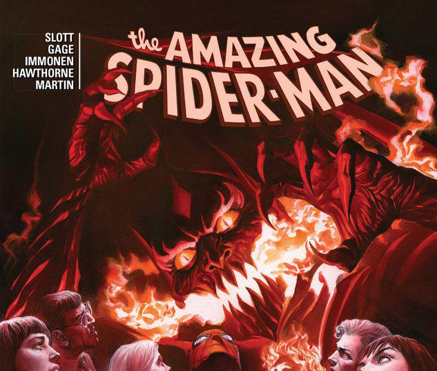 AMAZING SPIDER-MAN: RED GOBLIN TPB #1