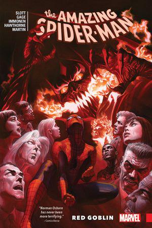 Amazing Spider-Man: Red Goblin (Trade Paperback)