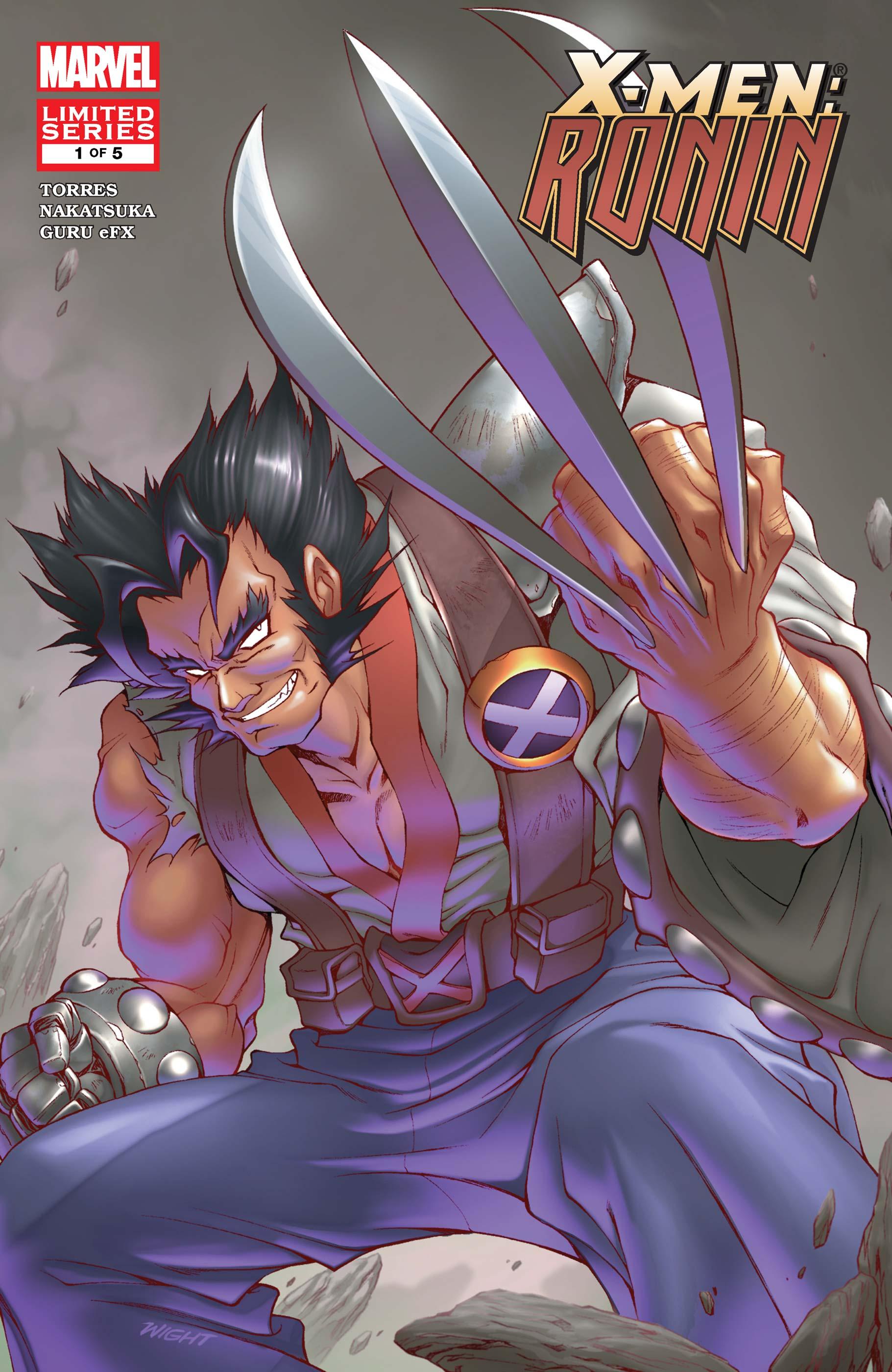 X-Men: Ronin (2003) #1
