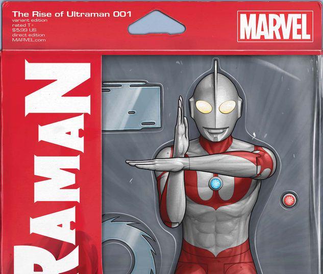 The Rise of Ultraman #1