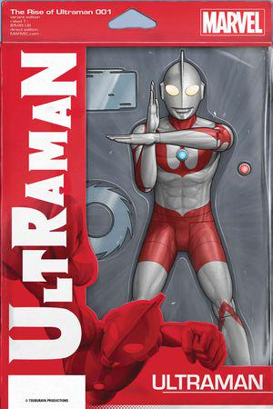 The Rise of Ultraman (2020) #1 (Variant)