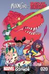 Moon Girl and Devil Dinosaur Infinite Comic (2019) #20