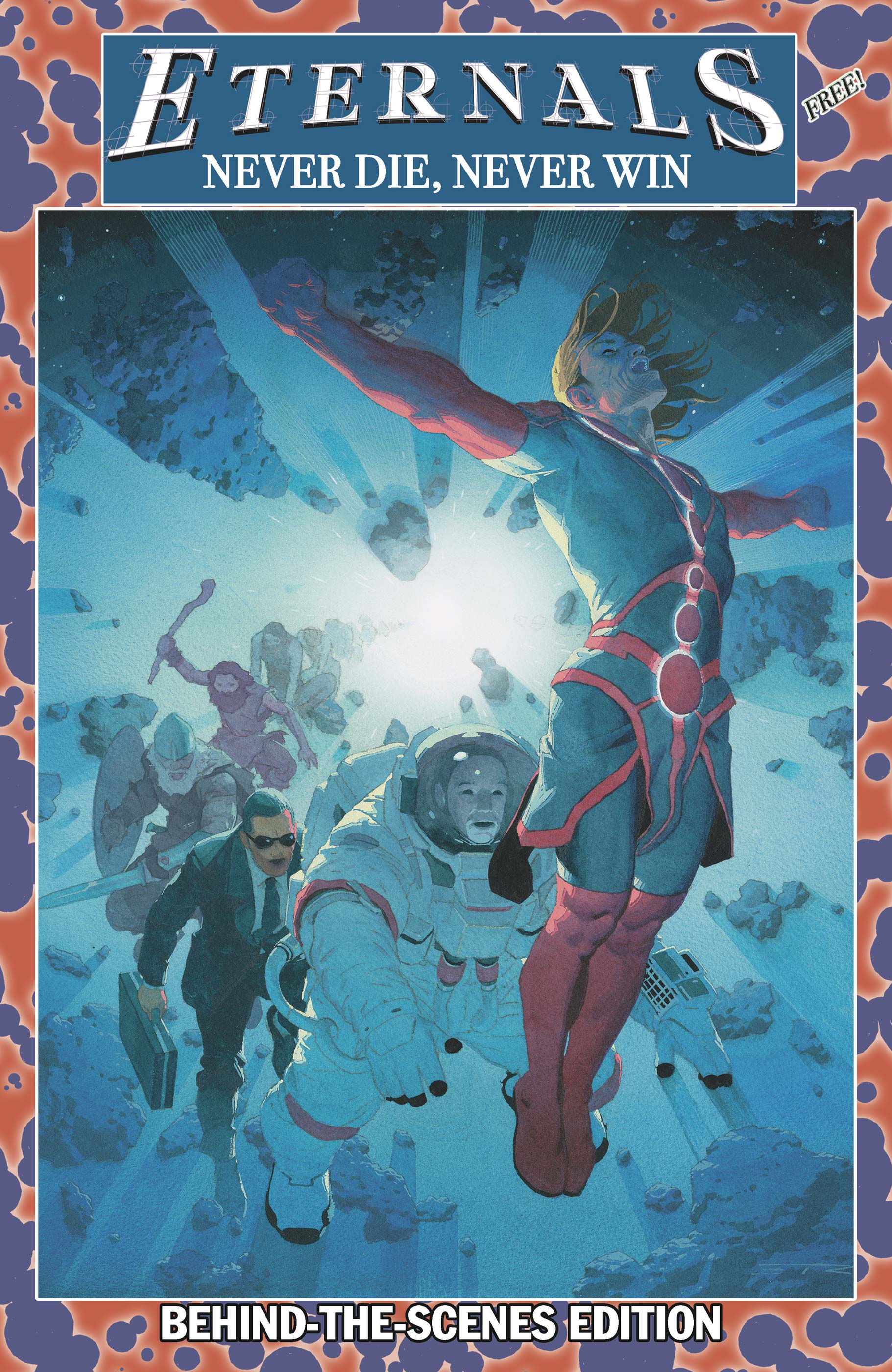 Eternals: Never Die, Never Win Edition (2021) #1