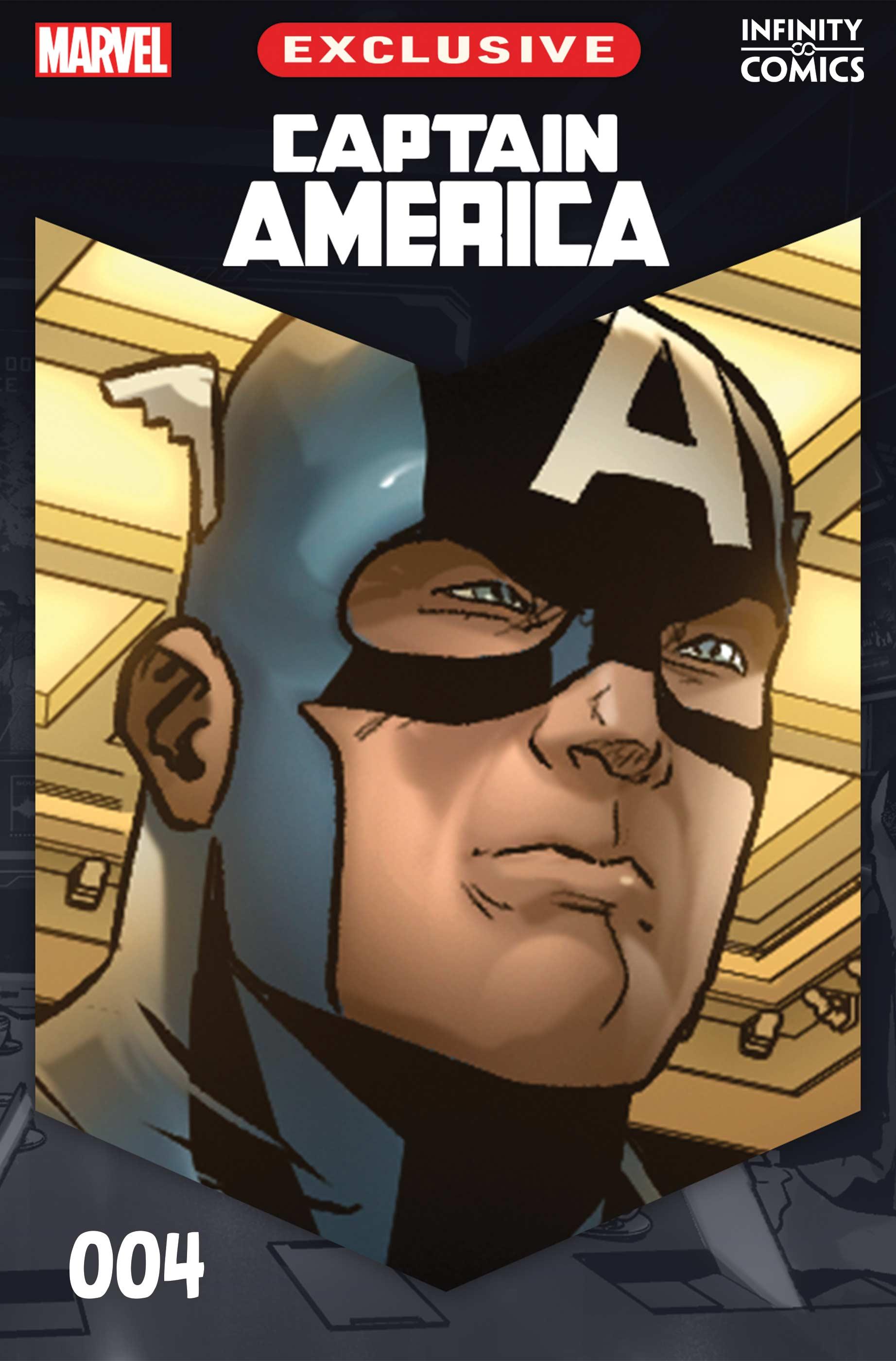 Captain America Infinity Comic (2021) #4