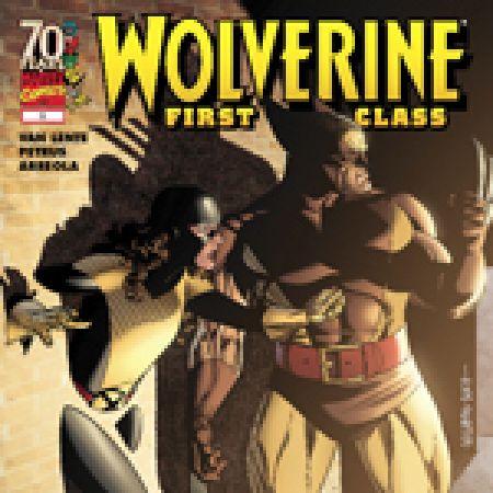 Wolverine: First Class (2008 - 2010)