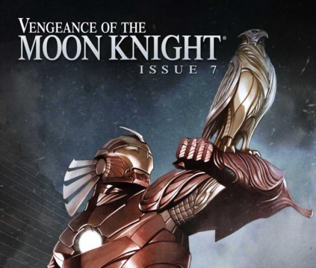 Vengeance of the Moon Knight (2009) #7 (IRON MAN BY DESIGN VARIANT)