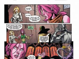 EXILES #5 Page 6