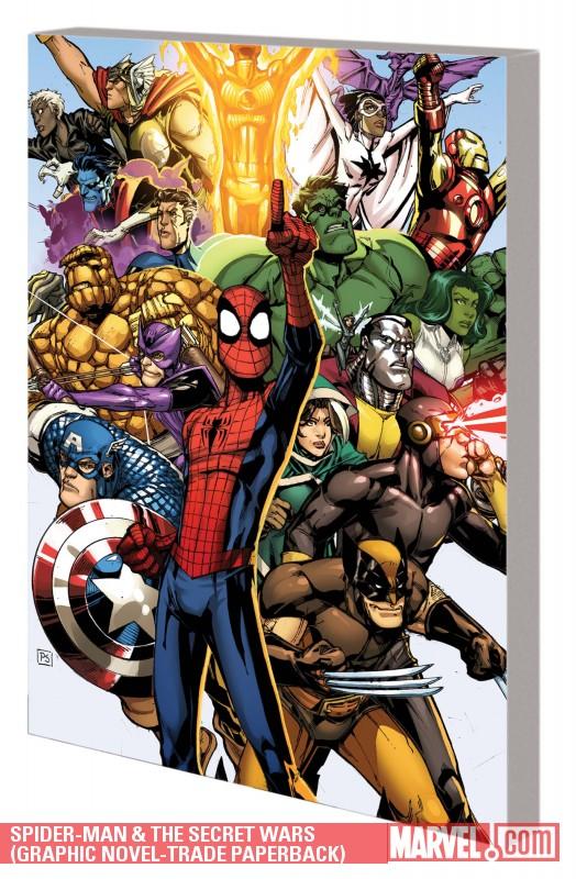 Spider-Man & the Secret Wars (Graphic Novel)