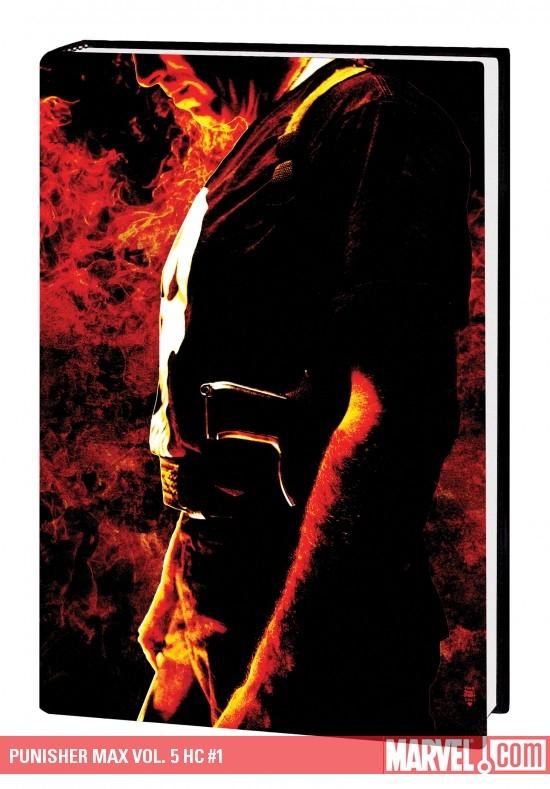 Punisher Max Vol. 5 (Hardcover)