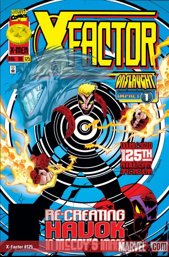 X-Factor (1986) #125