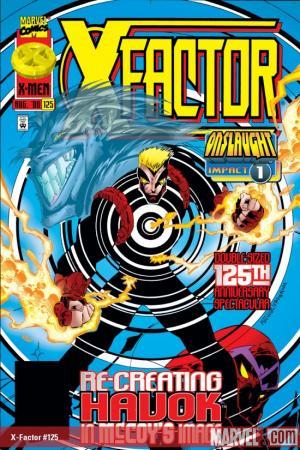 X-Factor #125