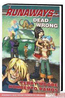Runaways: Dead Wrong Premiere (Hardcover)