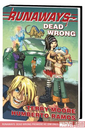 Runaways: Dead Wrong Premiere (Hardcover)