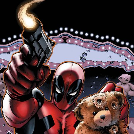 Deadpool Annual: Games of Death (2009)