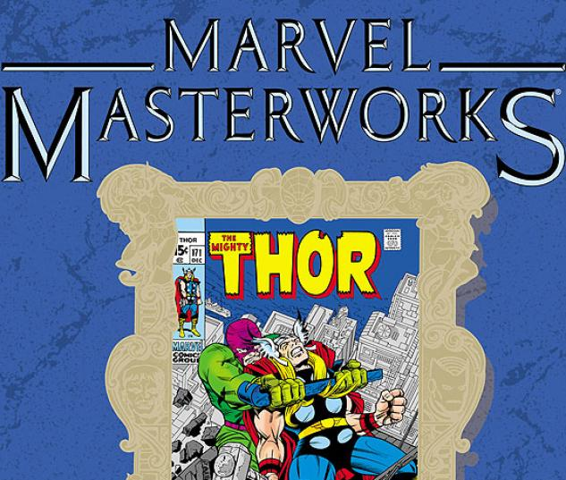MARVEL MASTERWORKS: THE MIGHTY THOR VOL. 8 HC #0