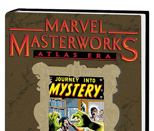MARVEL MASTERWORKS: ATLAS ERA JOURNEY INTO MYSTERY VOL. 1 HC #0