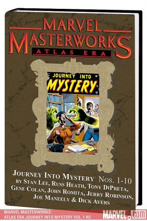 Marvel Masterworks: Atlas Era Journey Into Mystery Vol. 1 (2008 - Present)