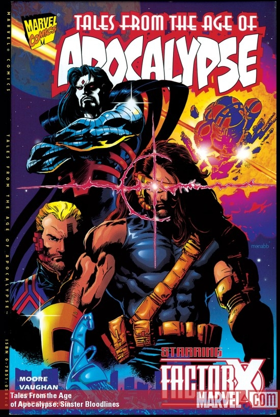 Tales from the Age of Apocalypse: Sinster Bloodlines (1997) #1