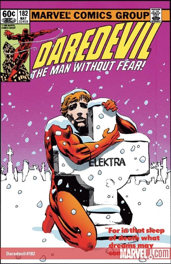 Daredevil (1964) #182
