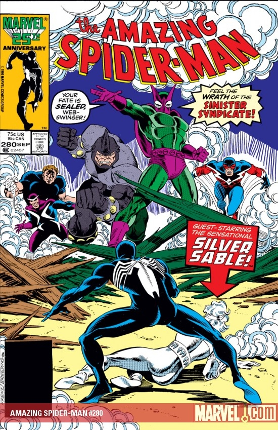 The Amazing Spider-Man (1963) #280