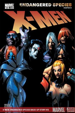 X-Men: Endangered Species Back-Up Story #13