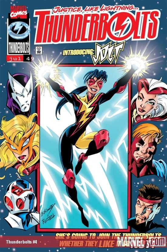 Thunderbolts (1997) #4