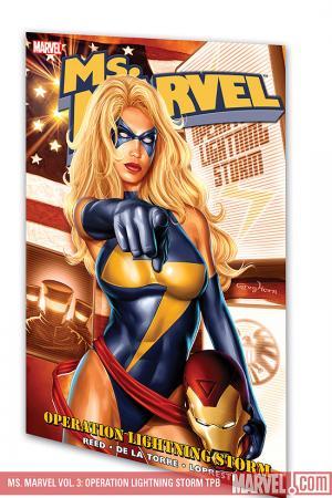 Ms. Marvel Vol. 3: Operation Lightning Storm (2008)
