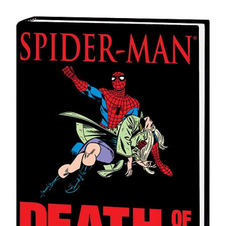 Spider-Man: Death of the Stacys (Hardcover)