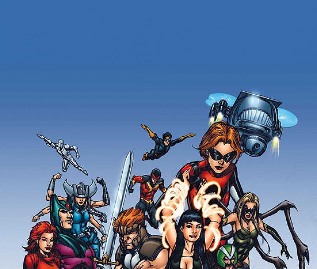 ALL-NEW OFFICIAL HANDBOOK OF THE MARVEL UNIVERSE A TO Z (2008) #10 COVER