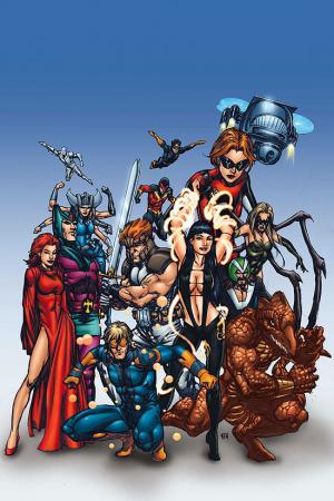 All-New Official Handbook of the Marvel Universe A to Z #10