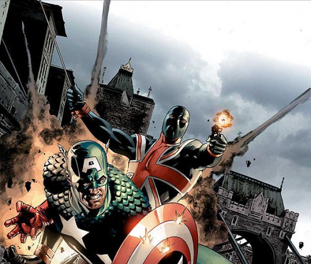 Captain America (2004) #19