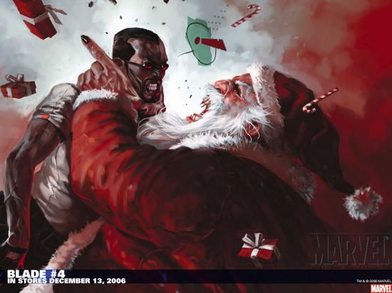 Blade (2006) #4 Wallpaper