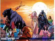Black Panther (1998) #18 Wallpaper