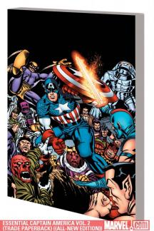 Essential Captain America Vol. 2 (Trade Paperback)