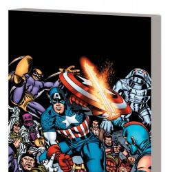 Essential Captain America Vol. 2
