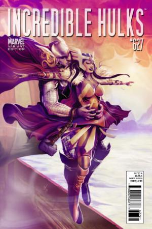 Incredible Hulks #627  (THOR HOLLYWOOD VARIANT)