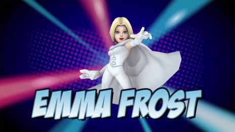 Super Hero Squad Online: Emma Frost Vignette