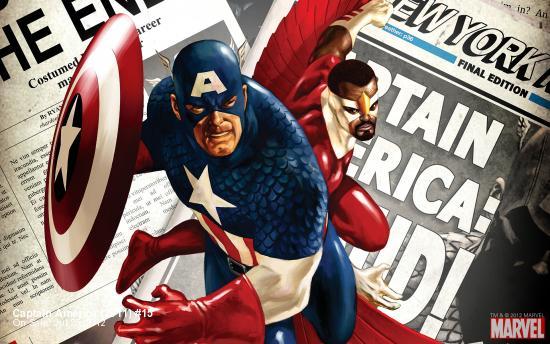 Captain America (2011) #15
